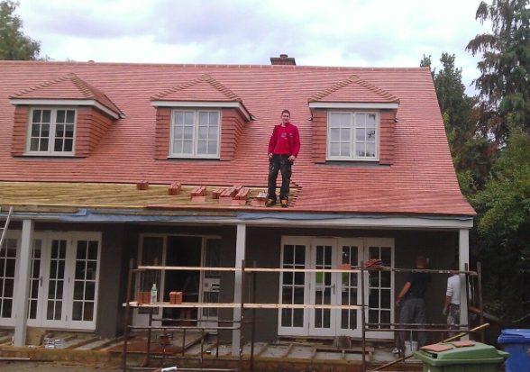 Pitched Roofs Croydon - Roofers In Croydon - The Original Roofing Company