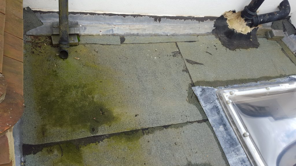 An Awful Flat Roofing Job Explained - Watchdog Roofing Project