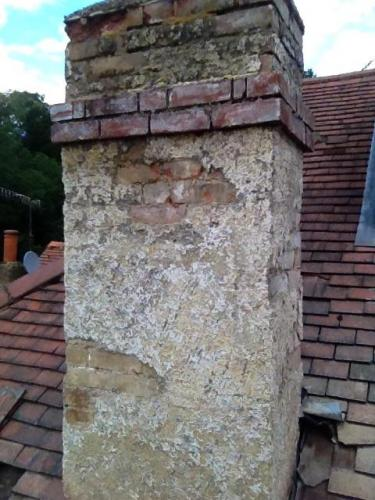 Leadwork and Chimney Project By The Original Roofing Company
