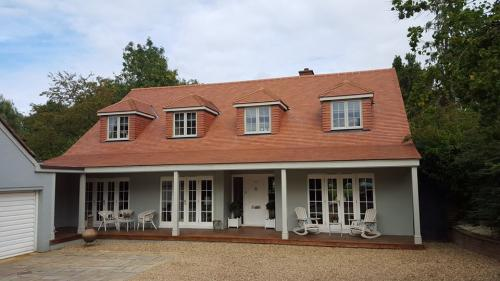 Low Pitched Roofing Project Completed By The Original Roofing Company