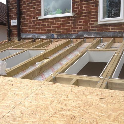 New Roof Installation Project Completed By The Original Roofing Company